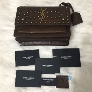 Saint Laurent Bags - {Saint Laurent} YSL Stud Bag